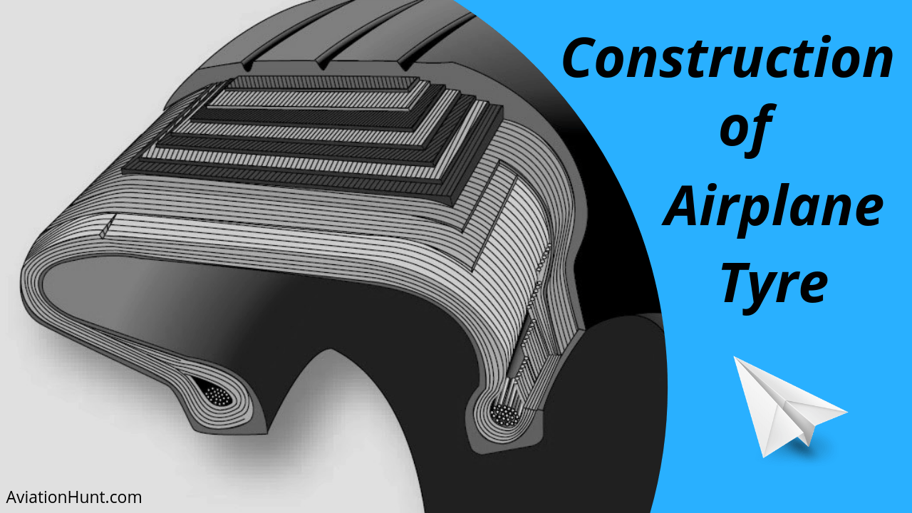 Aircraft Tyre | Design and Construction