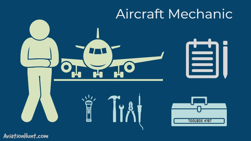 What does an Aircraft Mechanic do