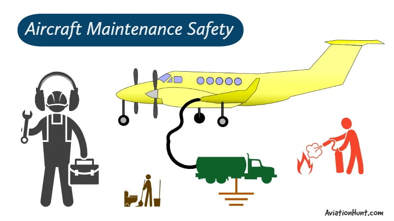 Aircraft Maintenance Safety