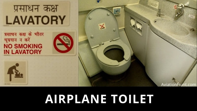 How Does Aircraft Lavatory System Works ?