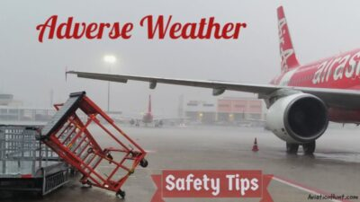 Read more about the article Adverse Weather Conditions at Airports