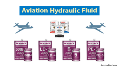 Aviation Hydraulic Fluid