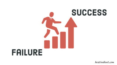 How can failure lead to success