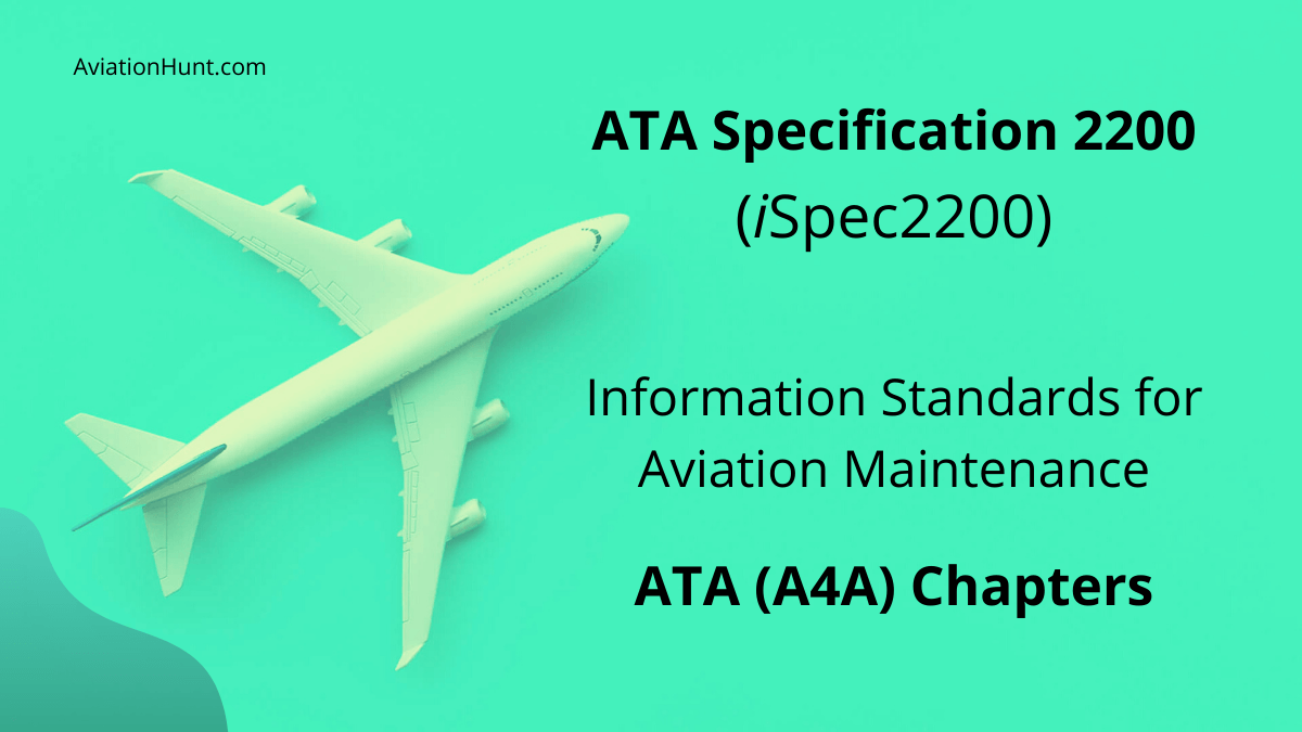 ATA Standard Numbering System