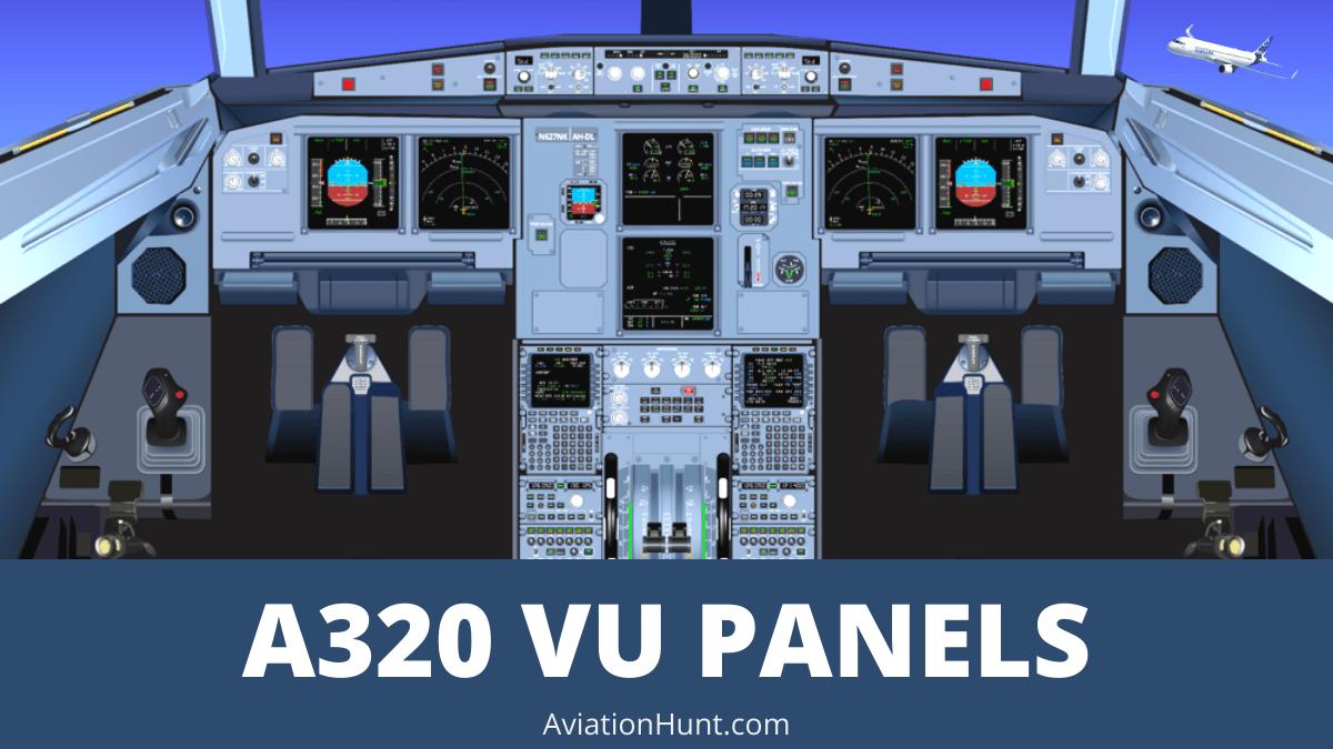Airbus A320 VU Panels
